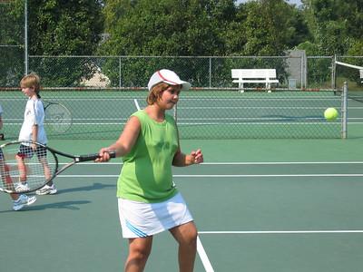 Anna Tennis Summer5 2007