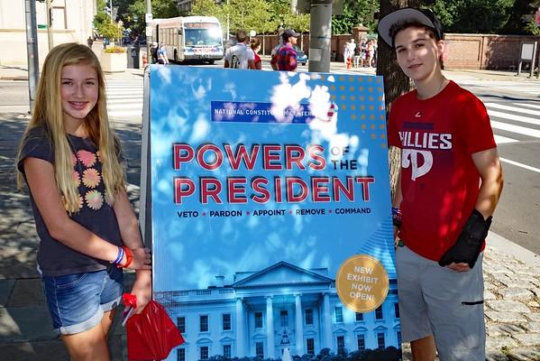 National Constitution Center-Philadelphia