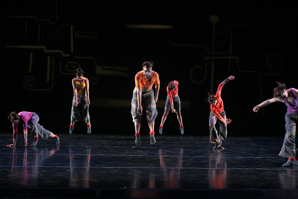 Dancers in Company 2010