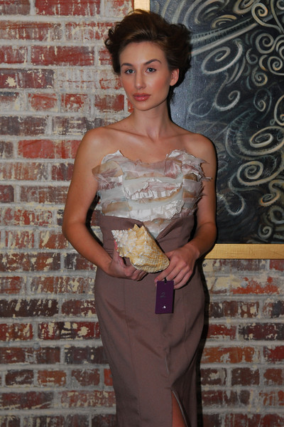 Trunk show from the great designer Argie Mitra and her collection Coquilles.