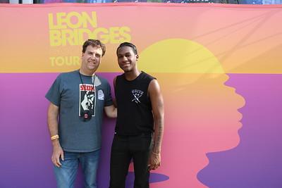 Leon Bridges 2018