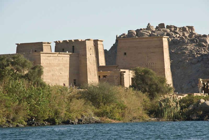 Exterior 3 - Philae Temple, Aswan, Egypt