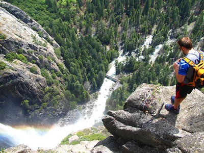 Yosemite Hikes: May 13-14, 2011