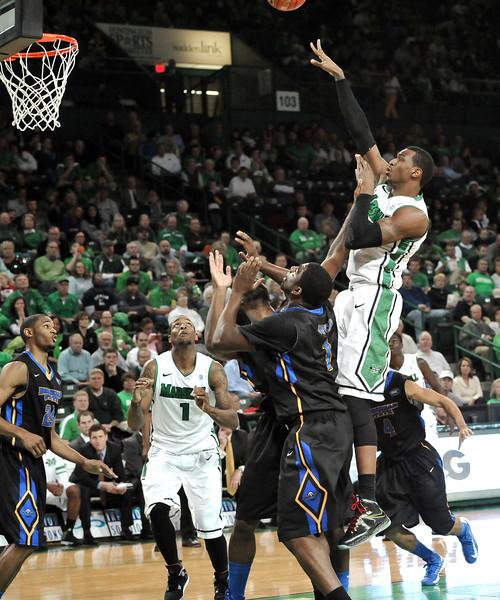 Basketball Men's v. Morehead State Nov. 28, 2012