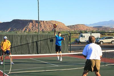 HWSG P-Ball Men's/Women's Skill Doubles 10-11, 12, 14-2010