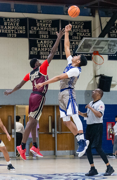 Summer Madness Summer League Basketball: Largo vs Douglass