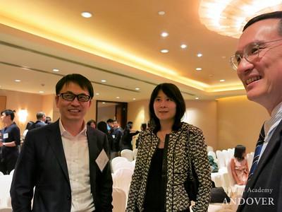 Head of School's 2017 Visit to Hong Kong
