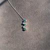 Tiffany & Co. Diamond and Tsavorite Bubble Pendant 10