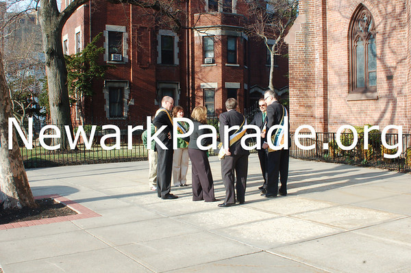 2011 Parade - Investiture Mass