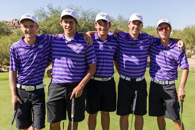 2013 Boys Golf