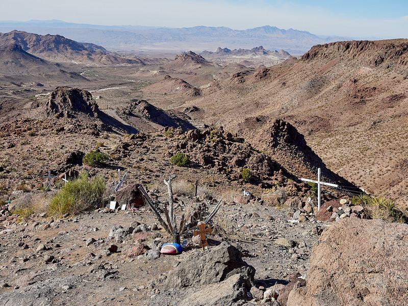 Route 66 - Mojave Desert, Arizona
