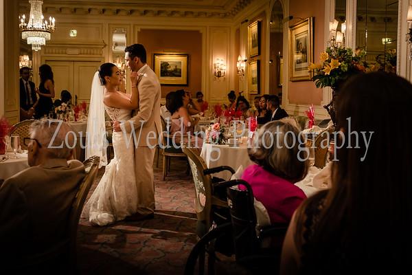 Jessica & Alfred Reception