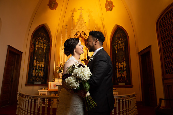 Stoney & Fletcher Wedding 11/2/19