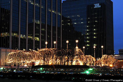 2007 Christmas Lights in Hartford, CT