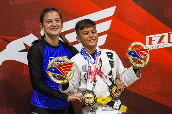 AGF 2020 HOUSTON BJJ CHAMPIONSHIPS