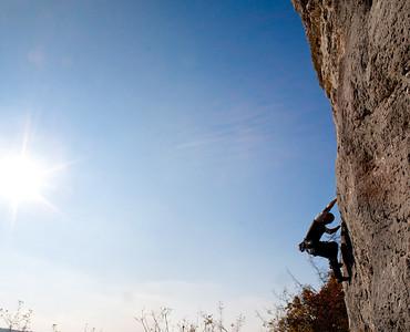 11 19 Sport Climbing in Dvigrad, Limski kanal