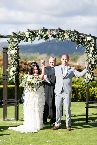 Azenith and Jordan's Wedding Ceremony & Portraits
