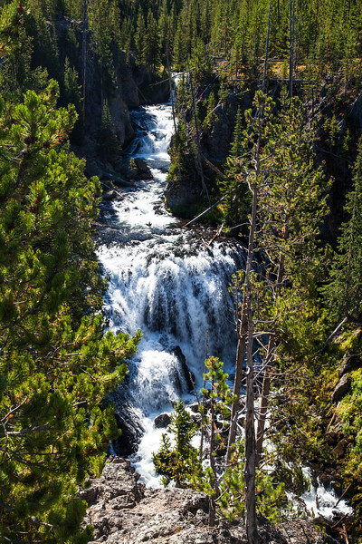 Kepler Cascades on the Firehole River