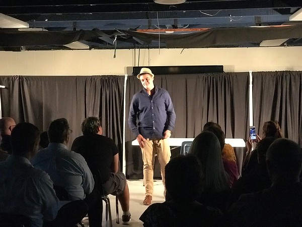 Upper Division Evening of Monologues 2018