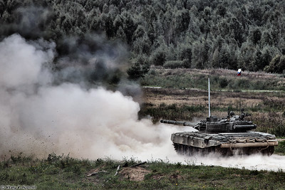 Military-technical forum ARMY-2016 - Demonstration
