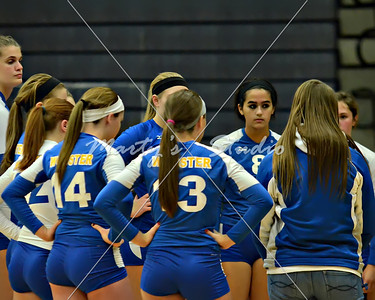 Wooster Volleyball vs Orville