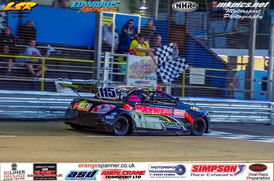The  2019 Angie Rowe Thunder 500 - Martin Kingston