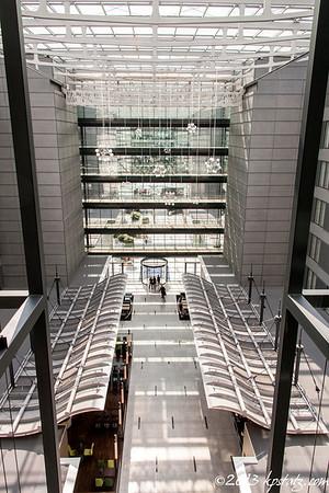 The Squaire, Frankfurt Airport