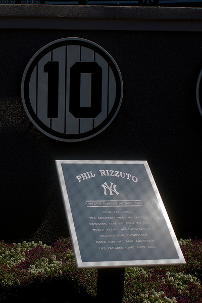 Phil Rizzuto HOF 1917-2007 RIP