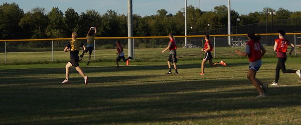 Intramural Ultimate Frisbee Fall 2019