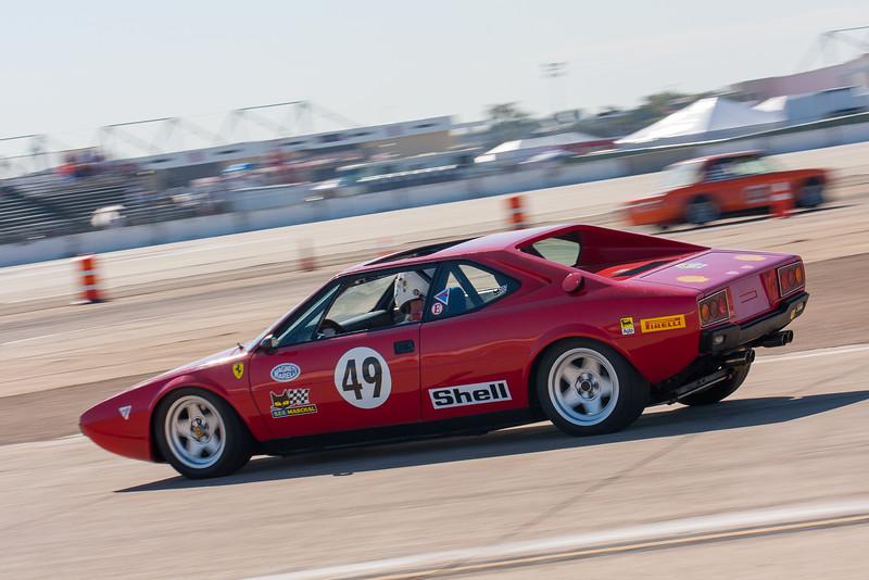 Pen Pendleton's 1974 Ferrari 308/GT4