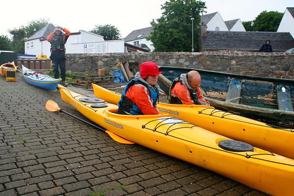 Scottish Sea Kayak Trail North July 2013