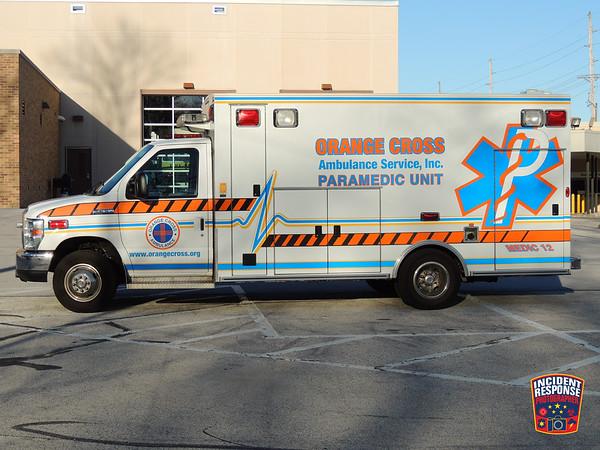 Orange Cross Ambulance