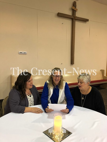 11-17-17 NEWS St. Paul Lutheran Women's Retreat, TM
