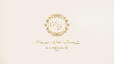 Roberta & Luís Fernando 13.10.18