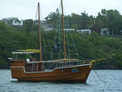 Mauritius February 2011 Part 2 Catamaran Trip
