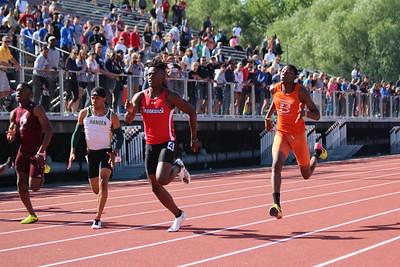 Boys 100m Finals