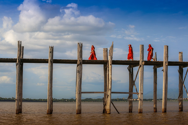 Pagan and The Upper Irrawaddy 10-nights