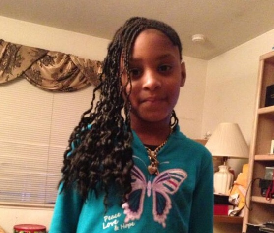 . Alaysha Carradine was killed July 17, 2013, when a gunman fired into an apartment complex in Oakland, Calif. (Family photo)
