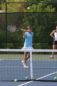 Darlington Tennis Camp week 2 July2008