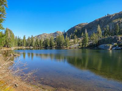 Shadow Lake Backpacking 2018