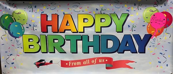 Mocha's Birthday!
