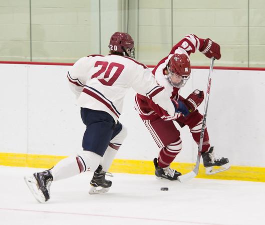 12/7/16: Boys' Varsity Hockey v Avon Old Farms