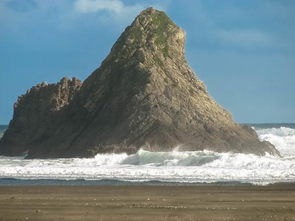 New Zealand North Island – August 7-10, 2007
