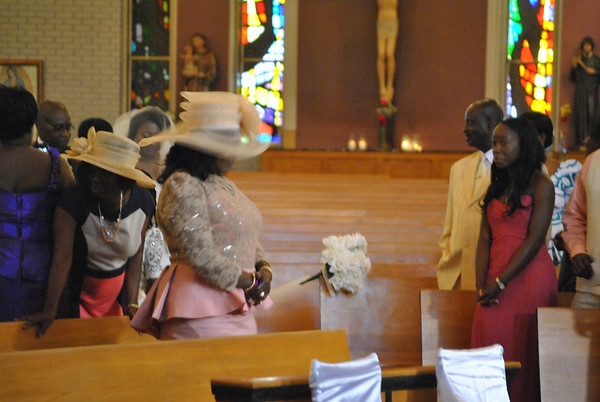Eva Mensah's Wedding