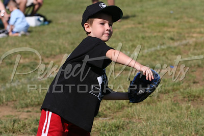 Coach Dave Hall *T6-BLACK* 6/7 Yrs Old