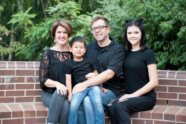 Kraus Family 2016