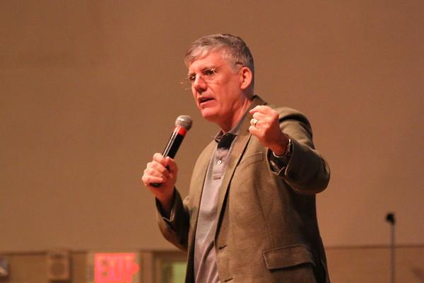 Author Rick Riordan at ASH (10.6.17)