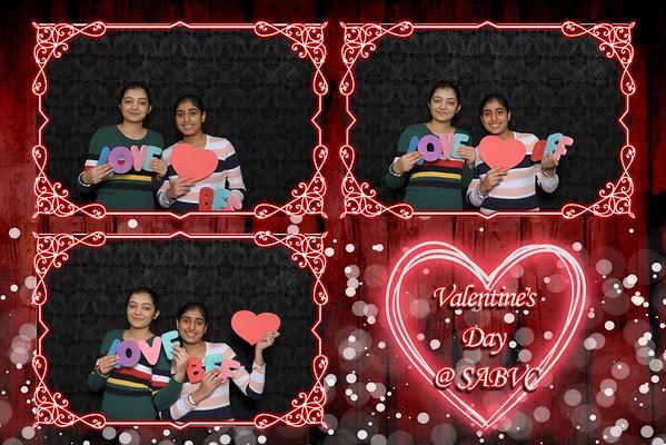 Bow Valley College Valentine's Day