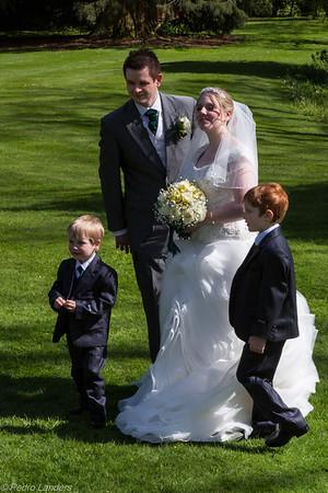 England for Richard's Wedding