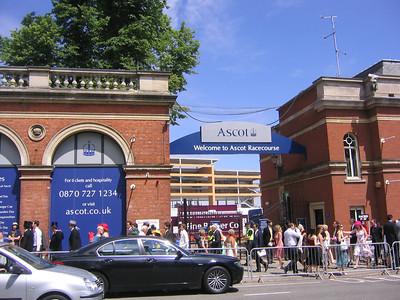 Royal Ascot Races - June 2006